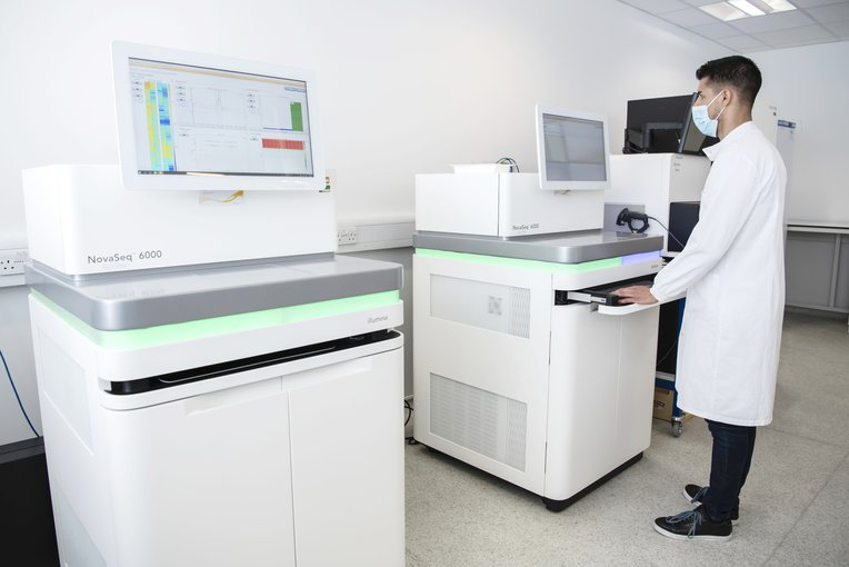 Works and investment high volume throughput
