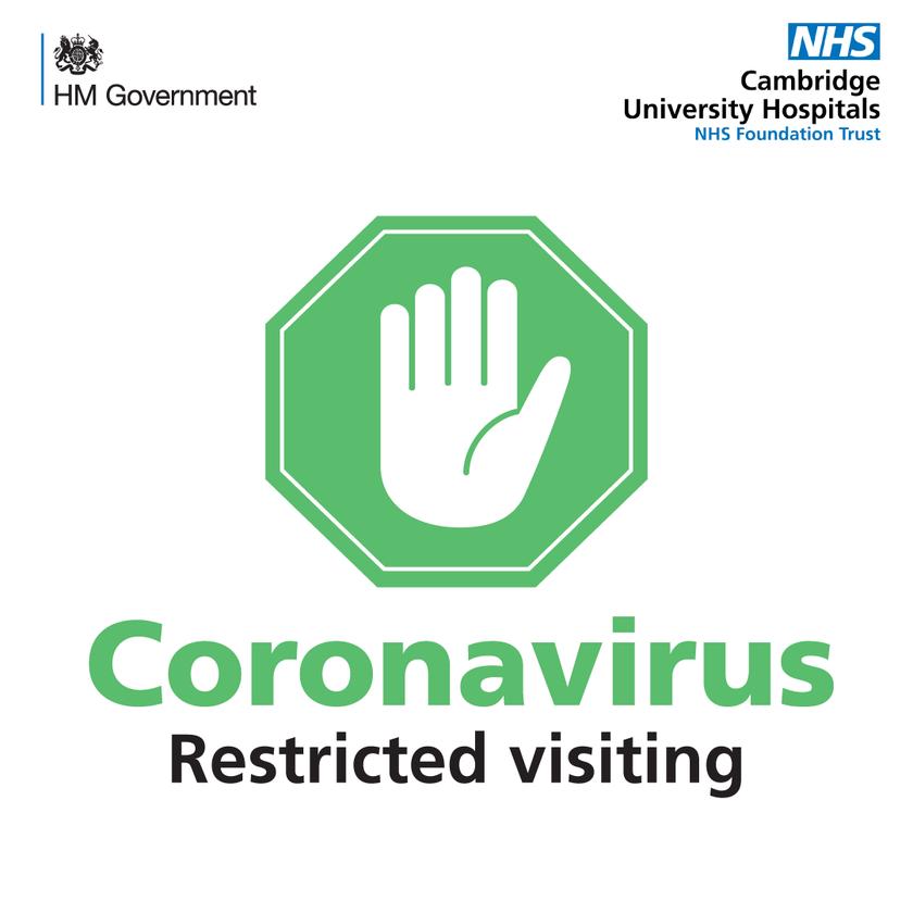 Coronavirus: Restricted visiting