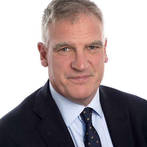 Non-executive director - Adrian Chamberlain
