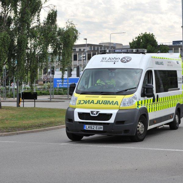Ambulance smaller - PANDR story