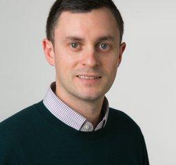 Headshot of Dr Gary Doherty