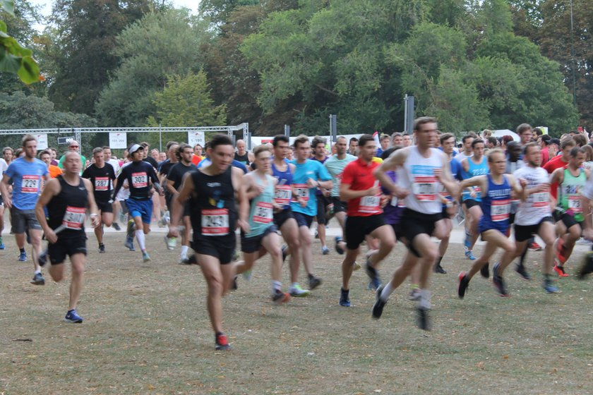 Chariots of Fire - Charity race