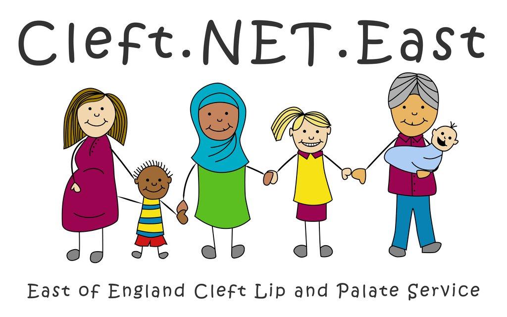 Cleft.Net.East logo