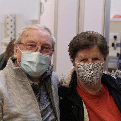 David and Patricia Dunn