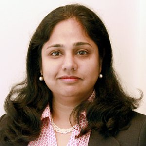 Staff Governor - Deepa Krishnakumar