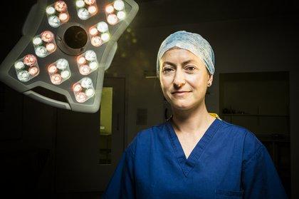 Dr Christi Burt - consultant anaesthetist