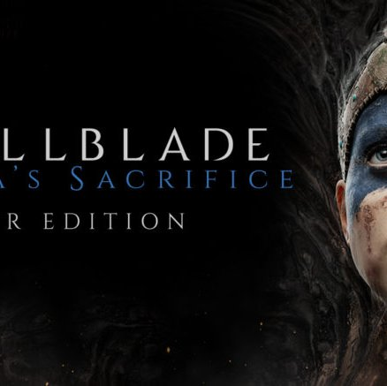 Hellblade video game promotional image