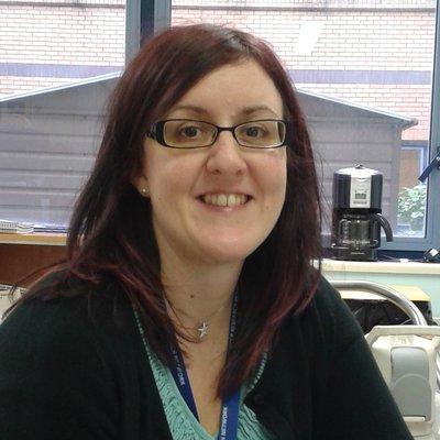 Lauren McCrisken - head and shoulders