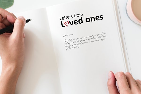 Letters from loved ones