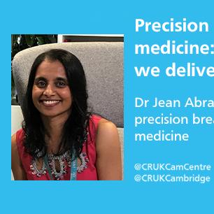Jean Abraham medicine for members breast cancer medicine