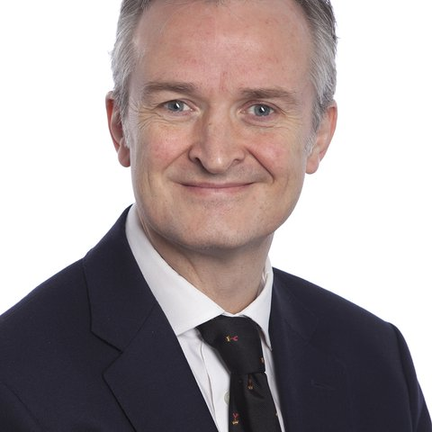 Director of Improvement and Transformation - Ewen Cameron