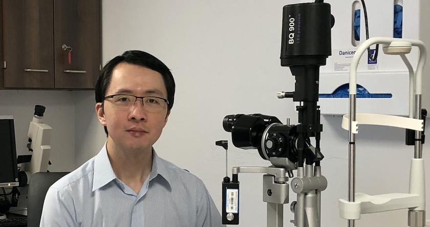 Dr Yu Wai Man