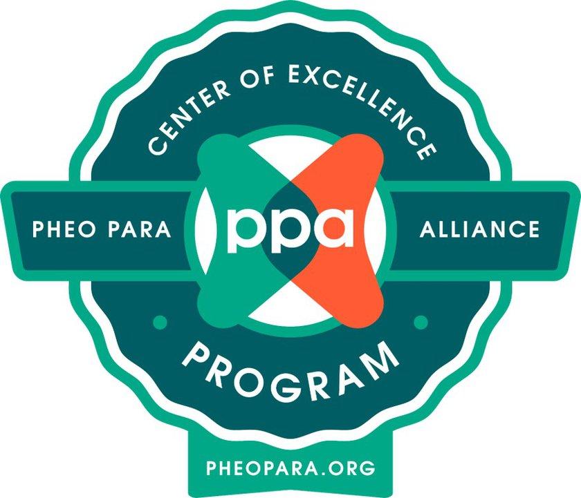 Pheo Para Alliance logo The Pheochromocytoma and Paraganglioma Group