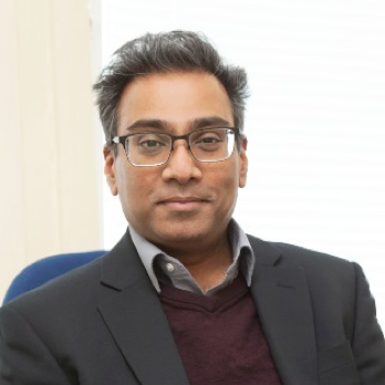 honorary consultant urologist, Vincent Gnanapragasam