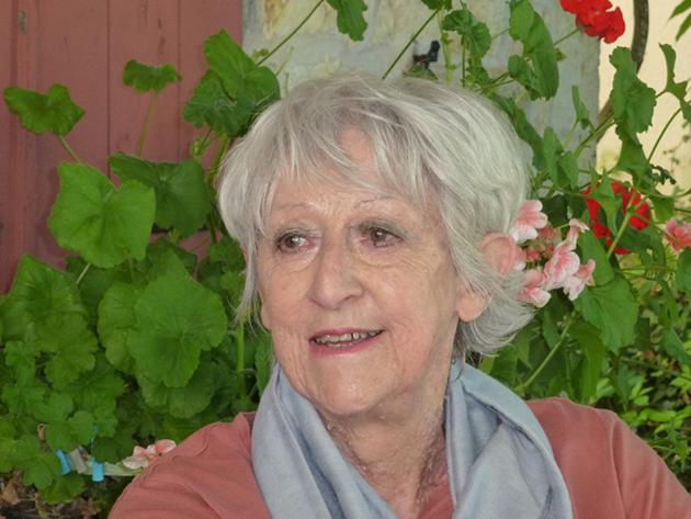 Head shot of patient Angela Dunn, photo taken 2020
