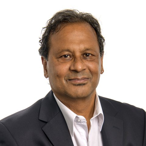 Rohan Sivanandan, non-executive director, head and shoulders