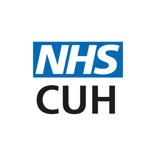 NHS CUH logo