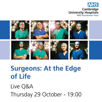Surgeons Live q&a image