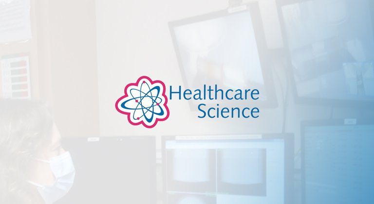 healthcare science week image and logo