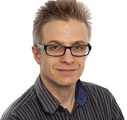 Dr James Whitehorn
