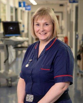 Nurse Lisa Prentice